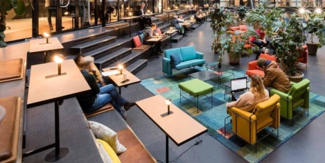 London, Paris and Stockholm lead ranks of European coworking hotspots