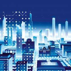 Digitalization of cities