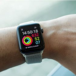 Apples Smartwatch typical of the new generation of wearables