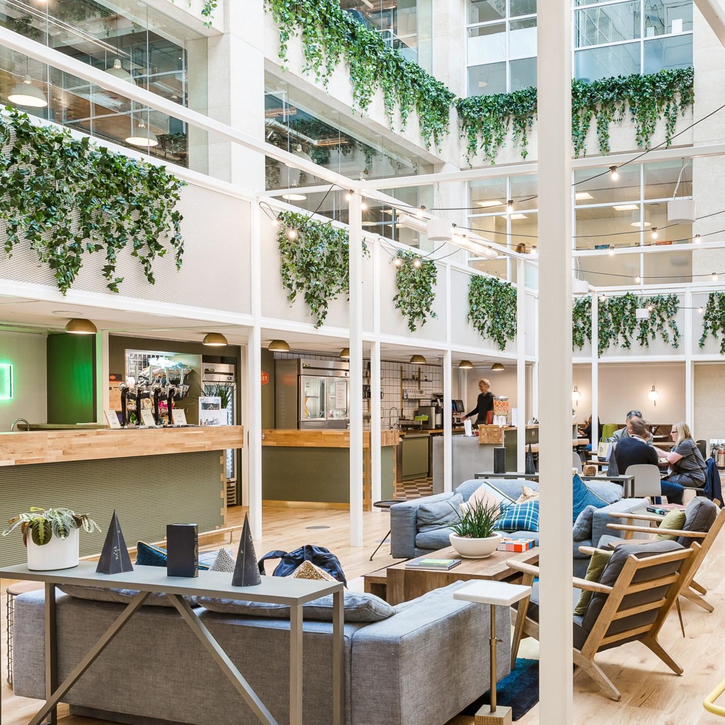 Office design stifling creativity, claims study