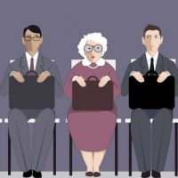 Age discrimination in the workplace remains an issue