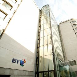 BT HQ in London real estate