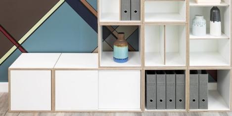 Bisley modular storage system awarded Design Guild Mark