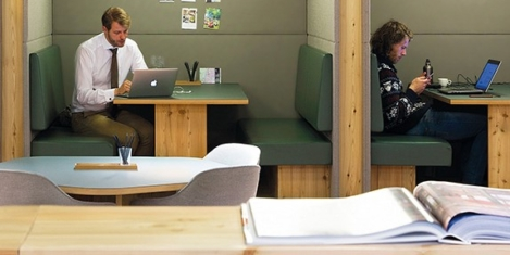 Coworking is now the key driver of change in property market