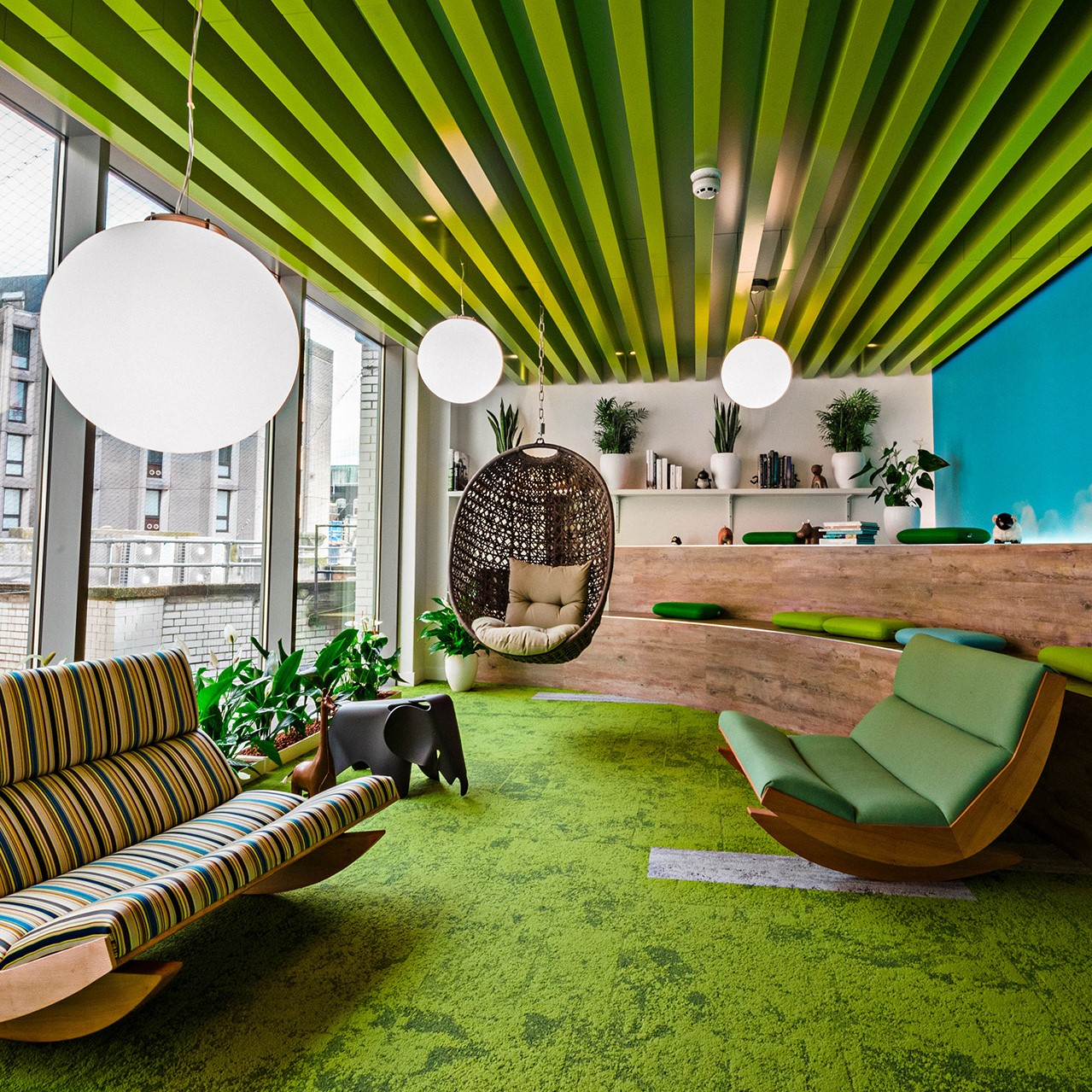 The language barrier to wellbeing in office design