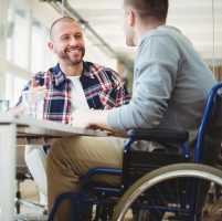 More disabled people opt for self-employment
