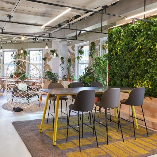 Workers want offices that inspire themselves and others