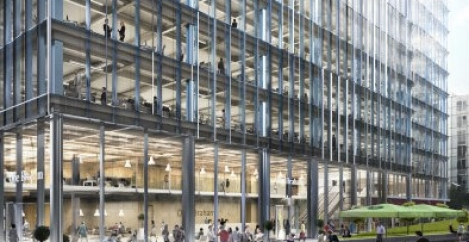 "New BT HQ will be one of the ""largest workplace transformations ever"""