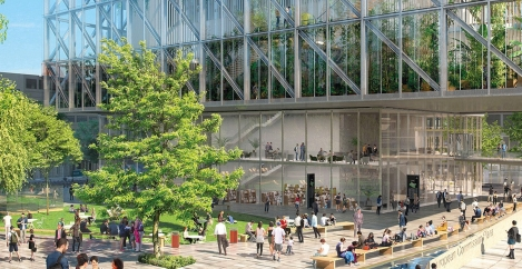 Perkins and Will to design offices of European Commission