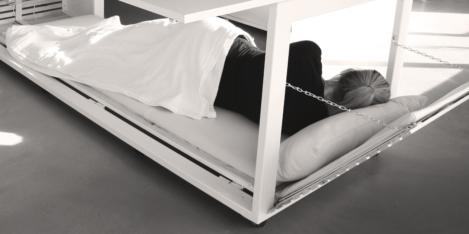 Sleeping on the job is now acceptable behaviour