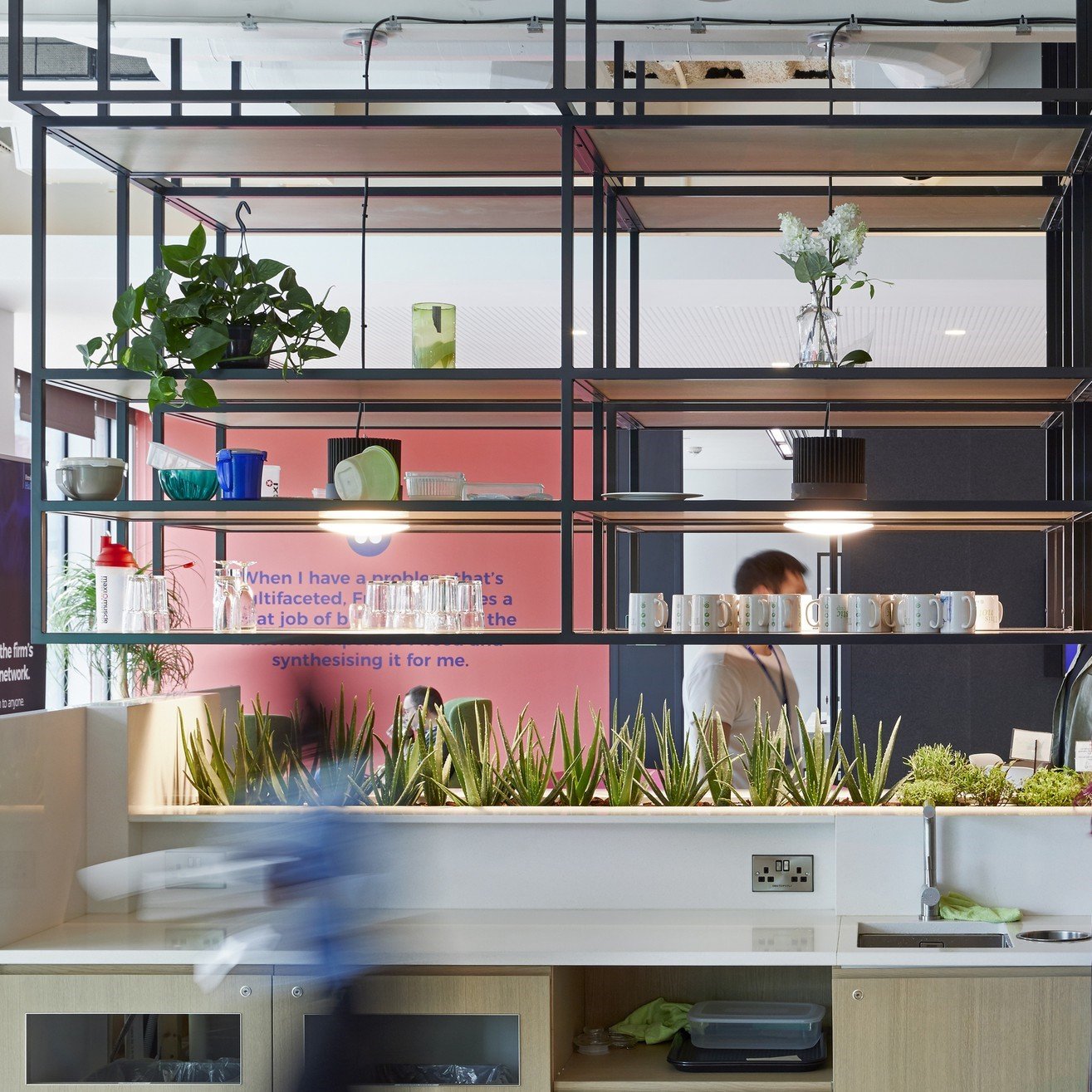 Office design has a role to play in reflecting neurological differences