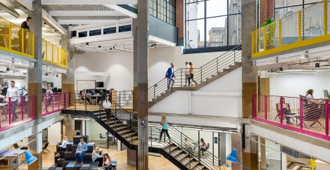 Office design hampers innovation claim workers