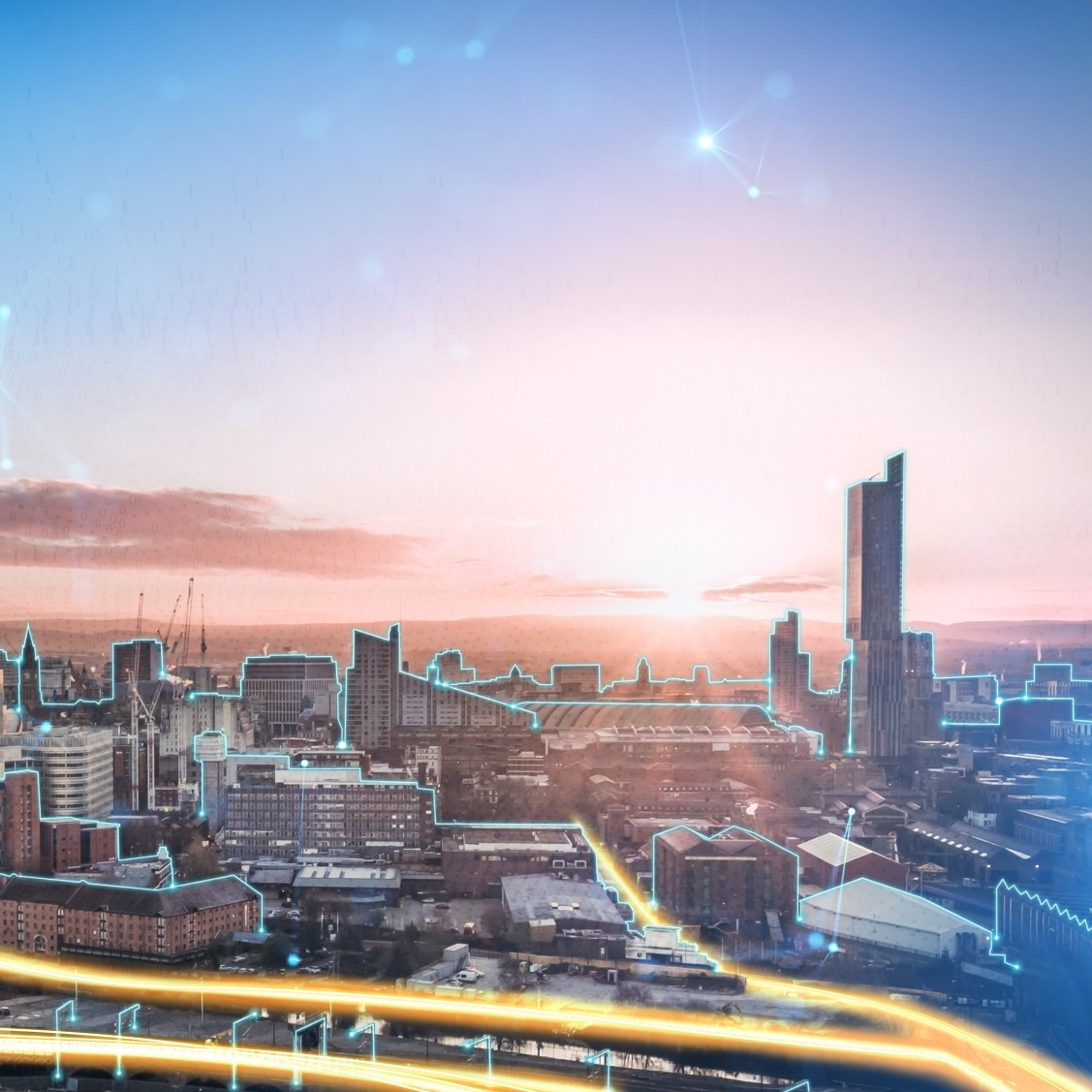 Manchester at heart of new smart cities programme