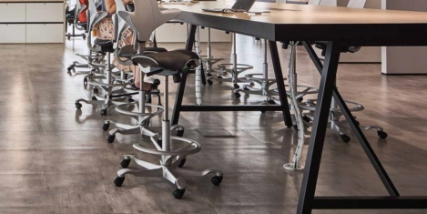 Ergonomics regs are still relevant in the age of agile work