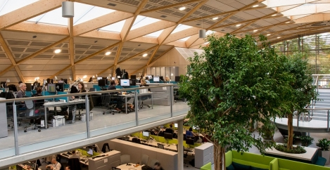 The office of the future should be circular