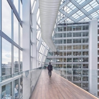 How the Dutch pioneered agile working, wellbeing and smart buildings