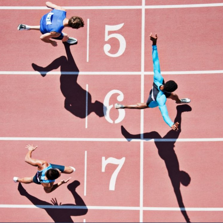 Competitive sport is a game changer in the workplace