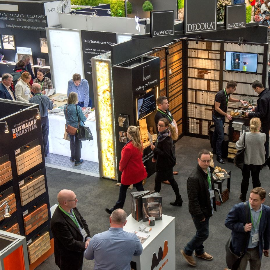 Surface Design Show 2020 to focus on sustainability and regional differences
