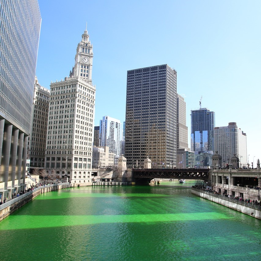 Chicago is home to the most green office buildings in the US