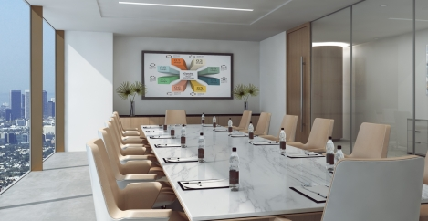 Humanscale Summa sets new standard in ergonomic seating for executive offices and boardrooms