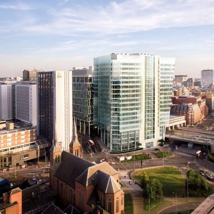BT to relocate up to 4,000 people to new Birmingham headquarters