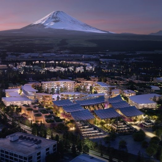 Toyota to build prototype city of the future at base of Mount Fuji