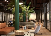 1800s warehouse opens its doors for coworking