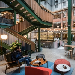 flexible working space provider WeWork