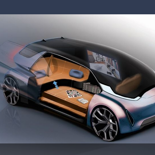 Car of 2050 will be a hub for meetings on the go