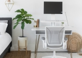 Growing awareness of pros and cons of working from home
