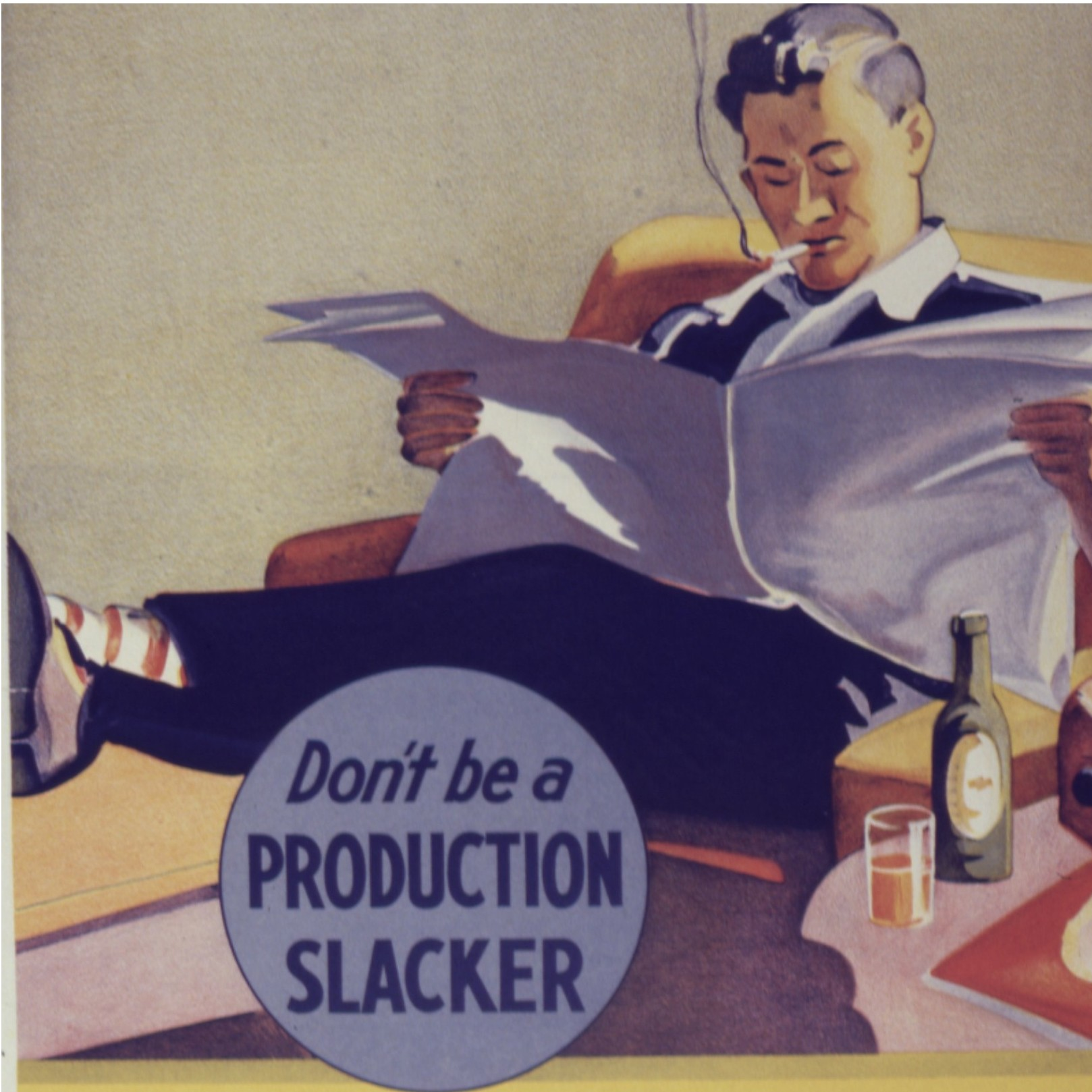 The slacker`s guide to working from home in ten easy steps