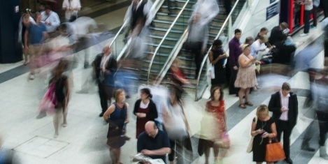 The traditional commute to work may be a thing of the past