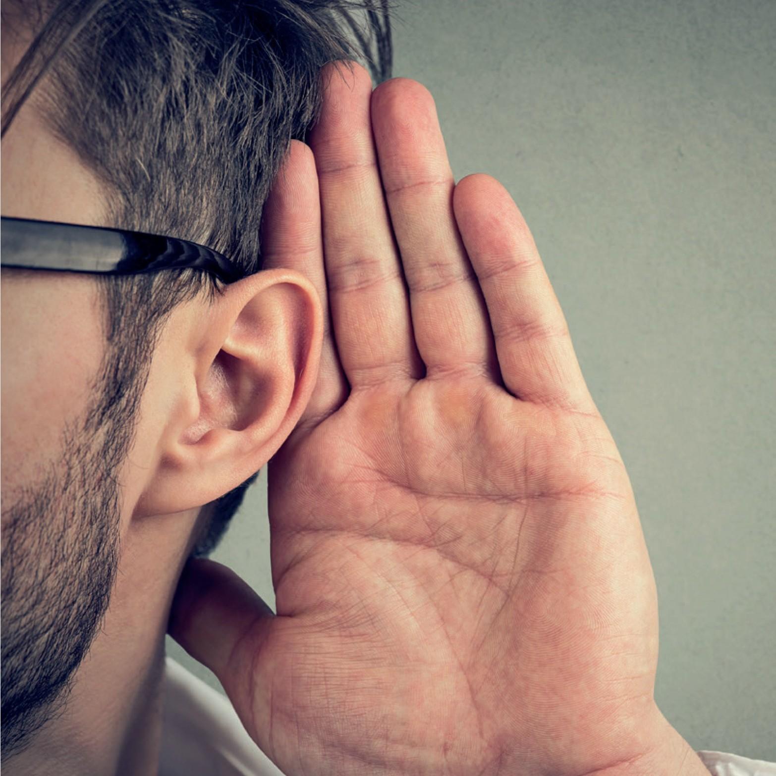 People lose half an hour a week to poor acoustics