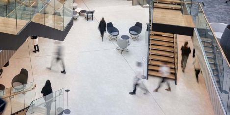 A revolutionary new approach to design and fit-out for flexible offices