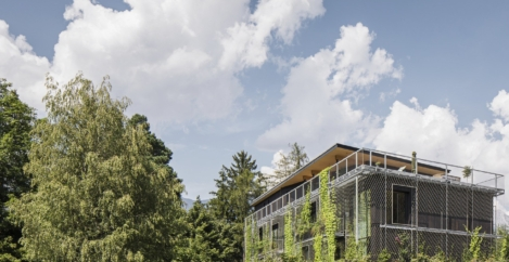 Using nature based solutions in buildings will help address climate change