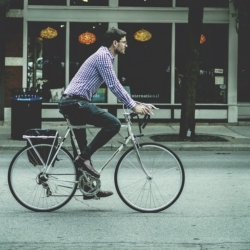 Cycling might be about to change our lives and offices permanently
