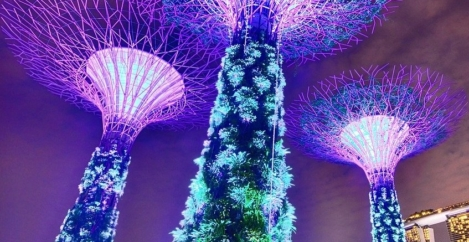 Singapore, Helsinki and Zurich are top of the world`s smart cities
