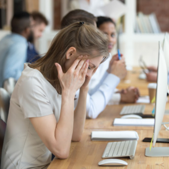 Millions of workers experience low levels of job satisfaction at work