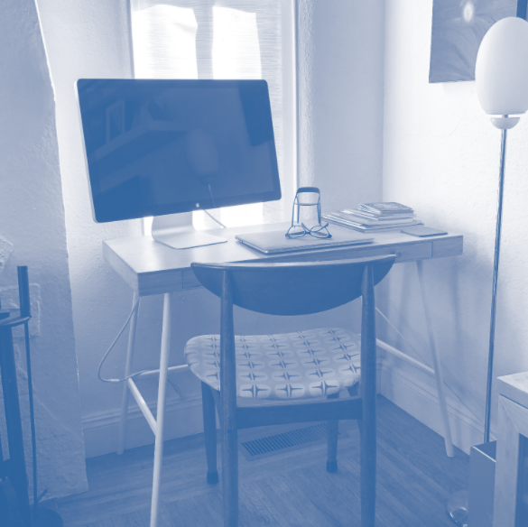 Several factors impact wellbeing of people working from home