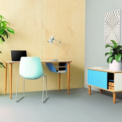 Bisley offers poised response to home and office space