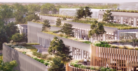 Plans for 2 million sq. ft of offices in South East England