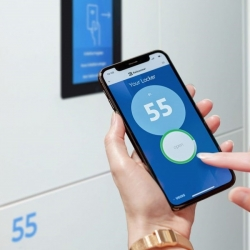 Supporting change during the pandemic with Simplicity Smart Lockers