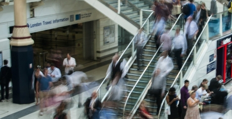 """People crave a return to """"normality"""", and some even miss commuting"""