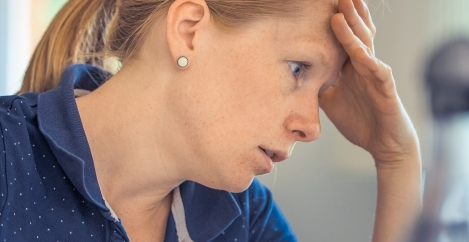 Women struggling with almost twice as much fatigue and anxiety as men