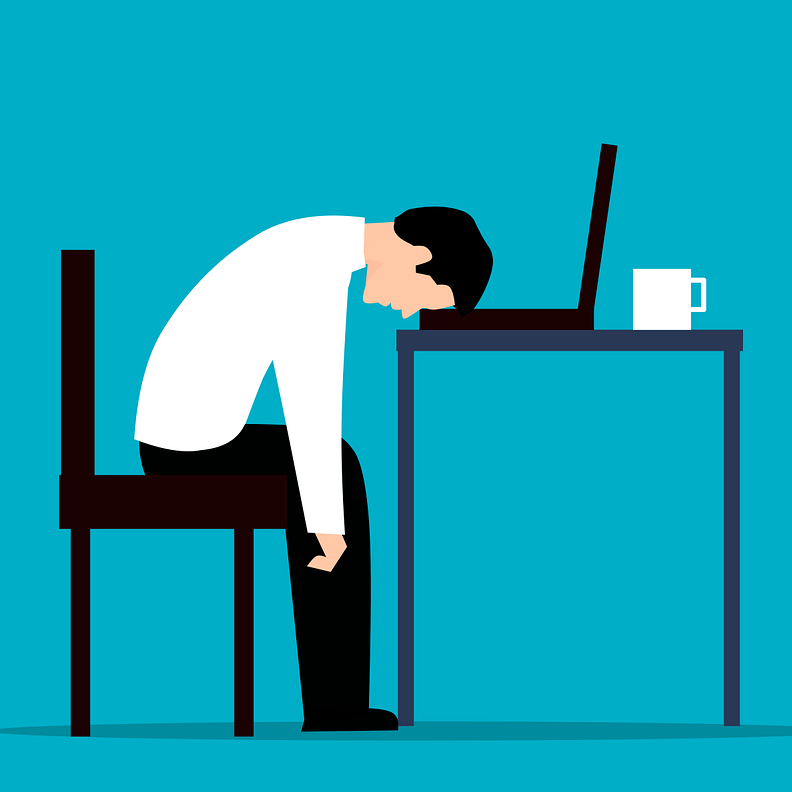 More than a quarter of the workforce describes itself as depressed since the pandemic