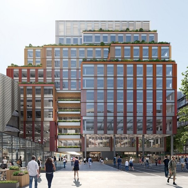 JLL announces plans for new UK headquarters at 1 Broadgate