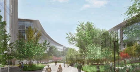 Apple commits to new campus as part of huge investment plan