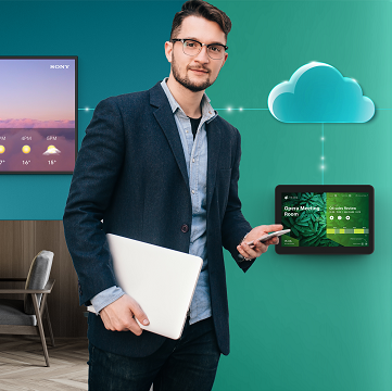Sony launches TEOS 3.0, its workplace solution now optimised for the evolving modern workplace