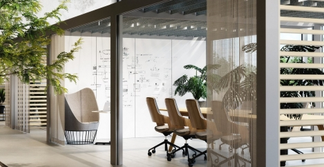 UK office design scene takes a fresh approach at the Clerkenwell Open
