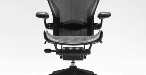 Herman Miller increases use of ocean-bound plastic with Aeron chair